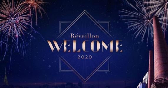 Réveillon Welcome marca noite na Casa das Caldeiras Eventos BaresSP 570x300 imagem