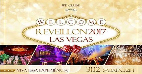 Toda a sofisticação, glamour e agitação da noite de Las Vegas para a Festa do Réveillon no Ipê Clube Eventos BaresSP 570x300 imagem