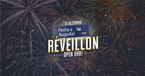 Festa de Réveillon no Beco 203 com Open Bar e Rodadas de Espumantes Eventos BaresSP 570x300 imagem