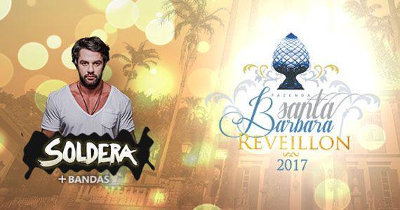 Fazenda Santa Bárbara preparou uma mega festa de Réveillon para entrar em 2017 em grande estilo Eventos BaresSP 570x300 imagem