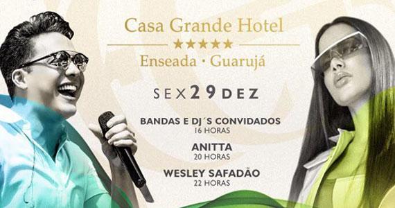 Anitta e Wesley Safadão agitam o pré Réveillon do Kiss & Fly - Guarujá Eventos BaresSP 570x300 imagem