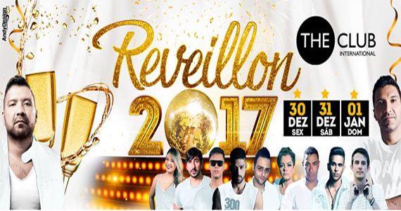 Pré - Réveillon no The Club Internacional é embalada pela Noite Tropical Eventos BaresSP 570x300 imagem