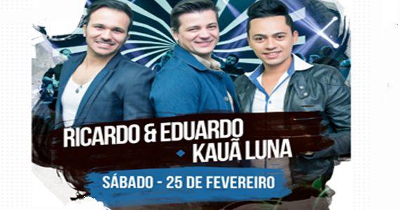 As duplas Ricardo & Eduardo e Kauã Luna soltam a voz no palco da Woods Bar Eventos BaresSP 570x300 imagem