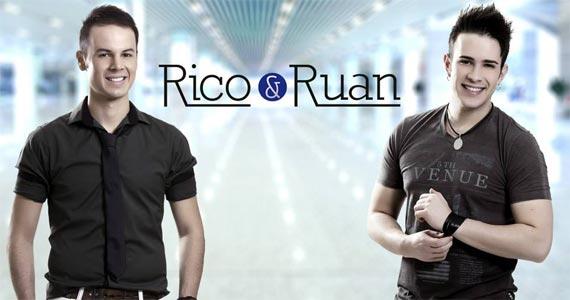 O sertanejo das duplas Rico & Ruan e Sérgio D' Oliveira & Marcos no Bulls Club Eventos BaresSP 570x300 imagem