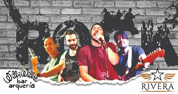 Banda Rivera traz o melhor do pop e rock para o Willi Willie Eventos BaresSP 570x300 imagem
