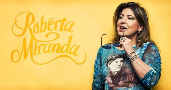 Show de Roberta Miranda promete encantar o público no Tom Brasil Eventos BaresSP 570x300 imagem