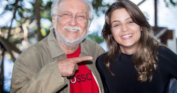 Roberto Menescal e Maria Luiza unem MPB e jazz no palco do Teatro J Safra Eventos BaresSP 570x300 imagem
