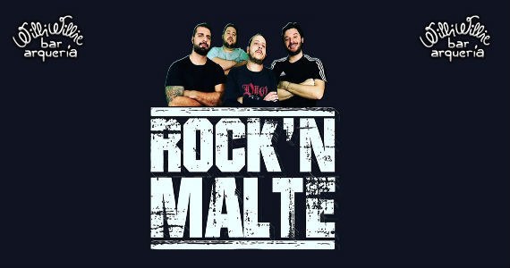 Willi Willie recebe a Banda Rock n Malte