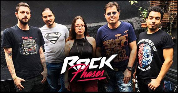 Banda Rock Phases chega ao Santa Sede Rock Bar com o classic rock.  Eventos BaresSP 570x300 imagem