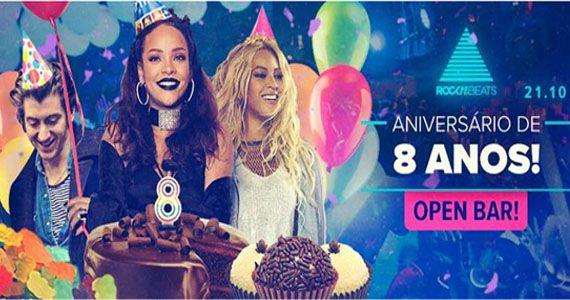 Rocknbeats comemora aniversário de 8 anos com Karaokê Free e Open Bar no Beco 203 Eventos BaresSP 570x300 imagem