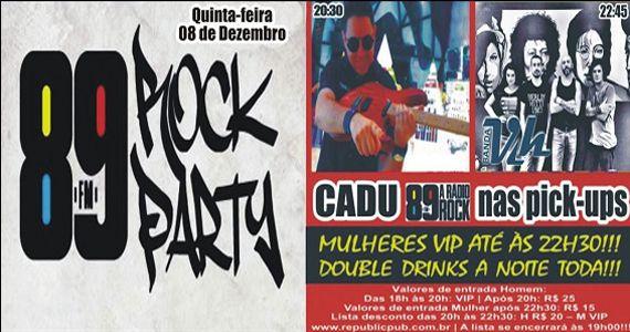 Banda Vih junto com Dj Cadu animam a noite 89 Rock Party no Republic Pub Eventos BaresSP 570x300 imagem