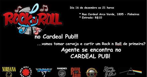 Sexta é dia de Happy Hour com muito Rock no Cardeal Pub Eventos BaresSP 570x300 imagem