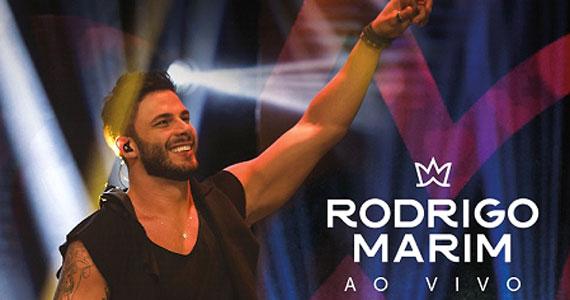 O cantor Rodrigo Marim volta ao palco da Woods e lança o álbum Rodrigo Marim Ao Vivo Eventos BaresSP 570x300 imagem