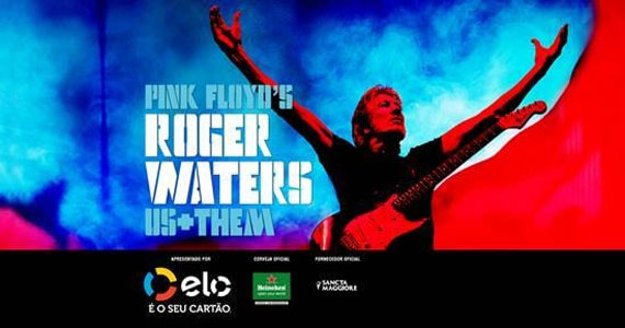 Ex-Pink Floyd, Roger Waters se apresenta no Allianz Parque com a turnê Roger Waters - Us + Them