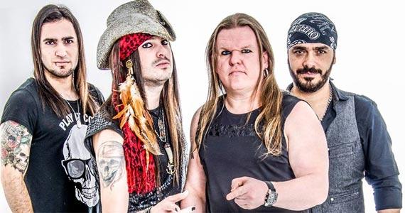 O rock da banda Rolls Rock vai invadir o palco do Bar Charles Edward Eventos BaresSP 570x300 imagem