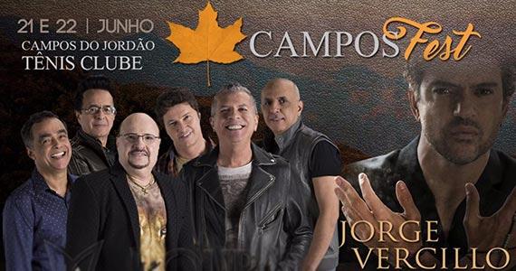Roupa Nova e Jorge Vercillo se apresentam no Campos Fest  Eventos BaresSP 570x300 imagem