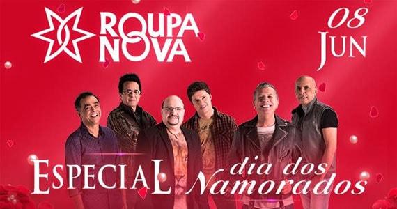 Roupa Nova faz show Especial Dia dos Namorados no palco do Espaço das Américas Eventos BaresSP 570x300 imagem