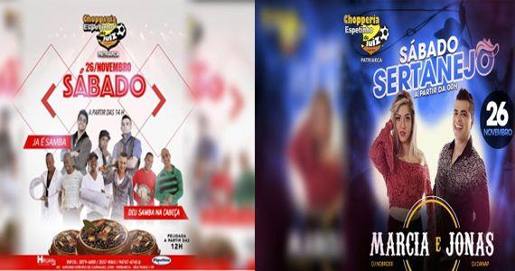 Feijoada com Já é Samba e Deu Samba na Cabeça no Bar Espetinho do Juiz e a noite Marcia e Jonas Eventos BaresSP 570x300 imagem