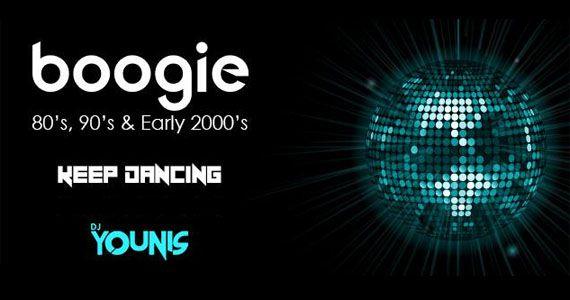 Sábado tem Dj Younis no comando da pista da Boogie Disco Concept Eventos BaresSP 570x300 imagem