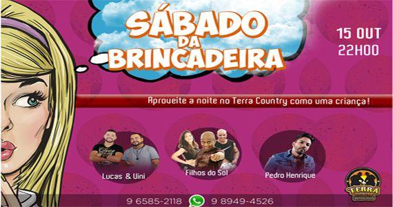 Muito sertanejo com Lucas & Uini e Pedro Henrique e o new axé do grupo Filhos do Sol no Terra Country Interlagos Eventos BaresSP 570x300 imagem
