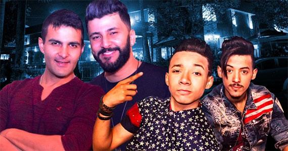 Sabanejo com Raul & Rudiery e Wesley & Diego embalando o Adega Original Bar Eventos BaresSP 570x300 imagem