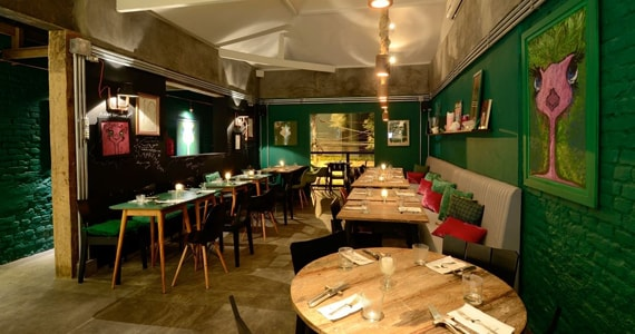 Ema Restaurante prepara um jantar especial para os apaixonados Eventos BaresSP 570x300 imagem