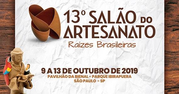 Salão do Artesanato realiza nova edição na Bienal São Paulo Eventos BaresSP 570x300 imagem