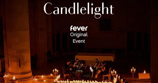 Sala São Paulo recebe Candlelight: Vivaldi, As Quatro Estações à luz de velas Eventos BaresSP 570x300 imagem