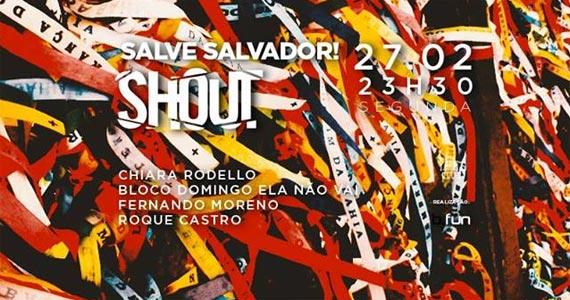 Segunda-feira de carnaval com a Festa Sout Edição Especial de Axé no Club Yacht Eventos BaresSP 570x300 imagem