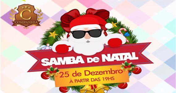 Samba de Natal com grupo Stylo Novo e Samba Hall na Companhia da Cerveja Eventos BaresSP 570x300 imagem
