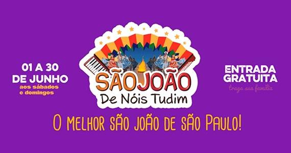CTN apresenta a Festa de São João de Nóis Tudim com muitas atrações especiais Eventos BaresSP 570x300 imagem