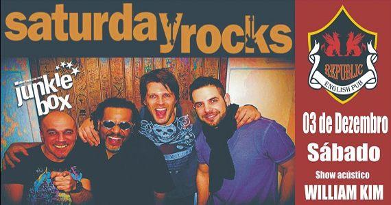 Saturday Rock com a Junkie Box e Sal Vincent no Republic Pub Eventos BaresSP 570x300 imagem