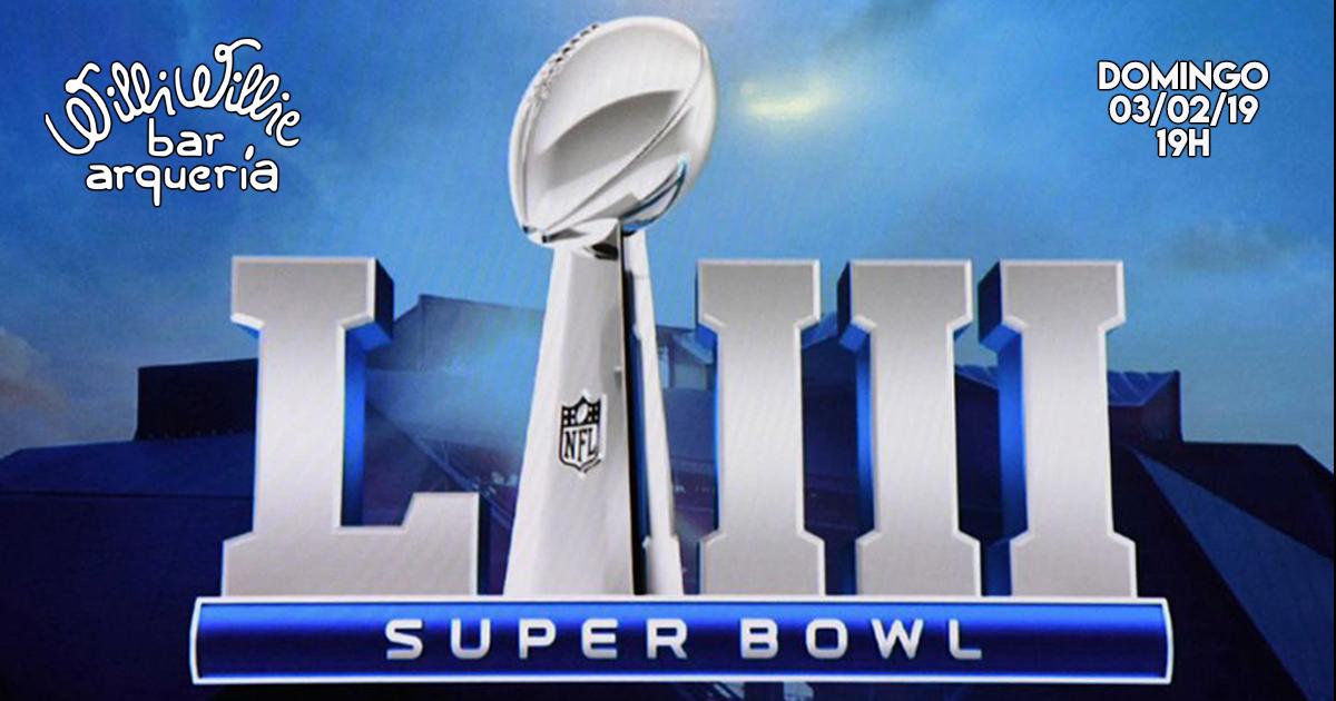 Programação - Transmissão do Super Bowl LIII ao vivo! (NFL)