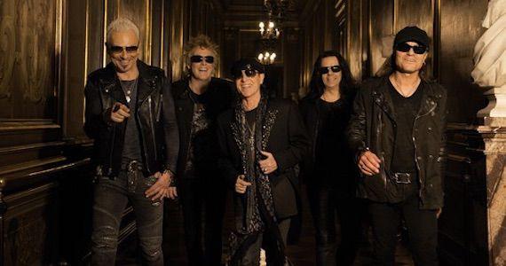 Banda Scorpions volta ao Brasil em shows no palco do Citibank Hall Eventos BaresSP 570x300 imagem