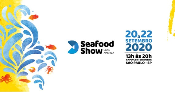 SeaFood Show Latin America acontece no Expo Center Norte