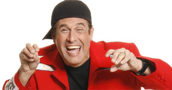 Stand Up Comedy com o humorista Sergio Mallandro na Audio com o espetáculo Malandramente Eventos BaresSP 570x300 imagem