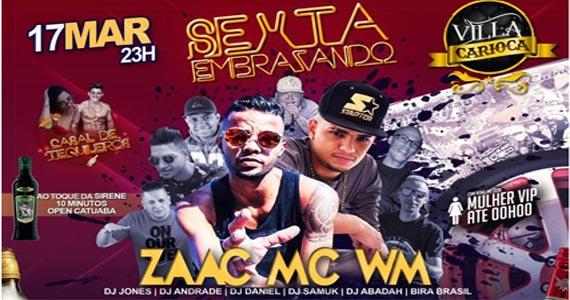 Sexta embrasando com Mc Zaac e Mc WM agitando a noite no Carioca Interlagos Eventos BaresSP 570x300 imagem