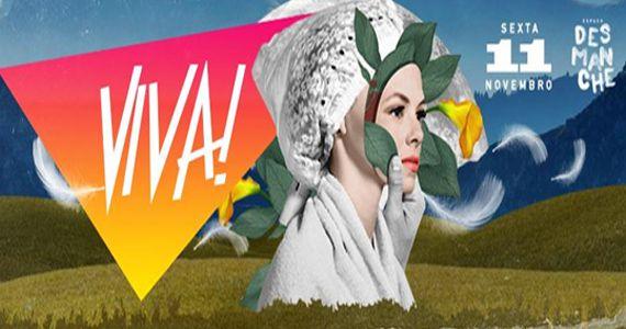 Viva! É a celebração da música Pop no Espaço Desmanche com Double Skol Senses Eventos BaresSP 570x300 imagem