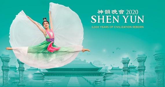Credicard Hall recebe o espetáculo chinês Shen Yun Brazil 2020 Eventos BaresSP 570x300 imagem