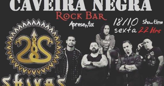 Shivas apresenta o show de rock no Caveira Negra Eventos BaresSP 570x300 imagem