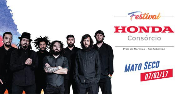 Banda Mato Seco se apresenta no Festival Consórcio Honda Maresias Eventos BaresSP 570x300 imagem