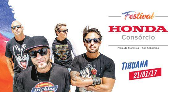 Banda Tihuana é atração do Festival Consórcio Honda em Maresias Eventos BaresSP 570x300 imagem