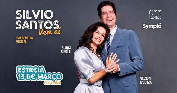 Silvio Santos Vem Aí entra em cartaz no 033 Rooftop Eventos BaresSP 570x300 imagem