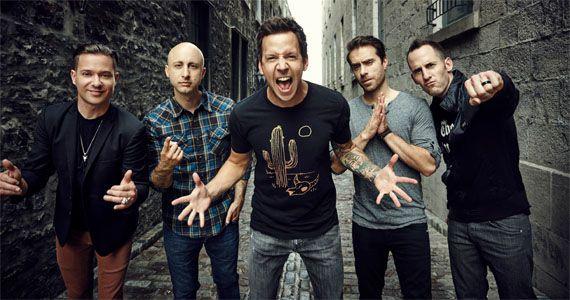 A banda canadense Simple Plan se apresenta dia 07 de dezembro no Citibank Hall Eventos BaresSP 570x300 imagem
