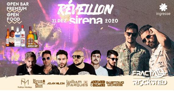 Festa de Réveillon com Open Bar e diversos DJs no Sirena Maresias Eventos BaresSP 570x300 imagem