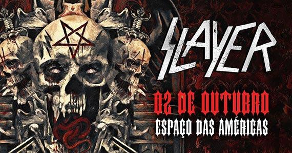 Slayer realiza show no Espaço das Américas com turnê de despedida Eventos BaresSP 570x300 imagem
