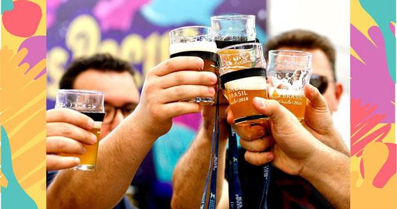 O festival de cervejas artesanais Slow Brew Brasil chega ao Pro Magno Eventos BaresSP 570x300 imagem