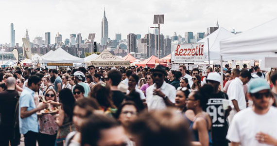 Smorgasburg, a maior feira de comida de rua do mundo chega ao Brasil Eventos BaresSP 570x300 imagem