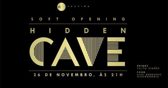 Dj Hugo Valle embala a noite Soft Openning Hidden Cave no Espaço It Eventos BaresSP 570x300 imagem