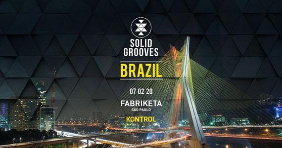 Solid Grooves realiza primeira edição em São Paulo Eventos BaresSP 570x300 imagem